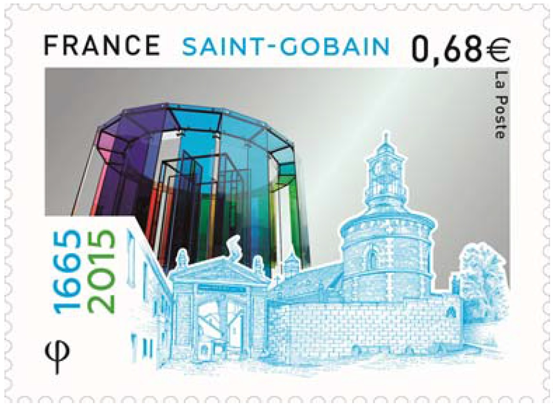 Emission Saint Gobain