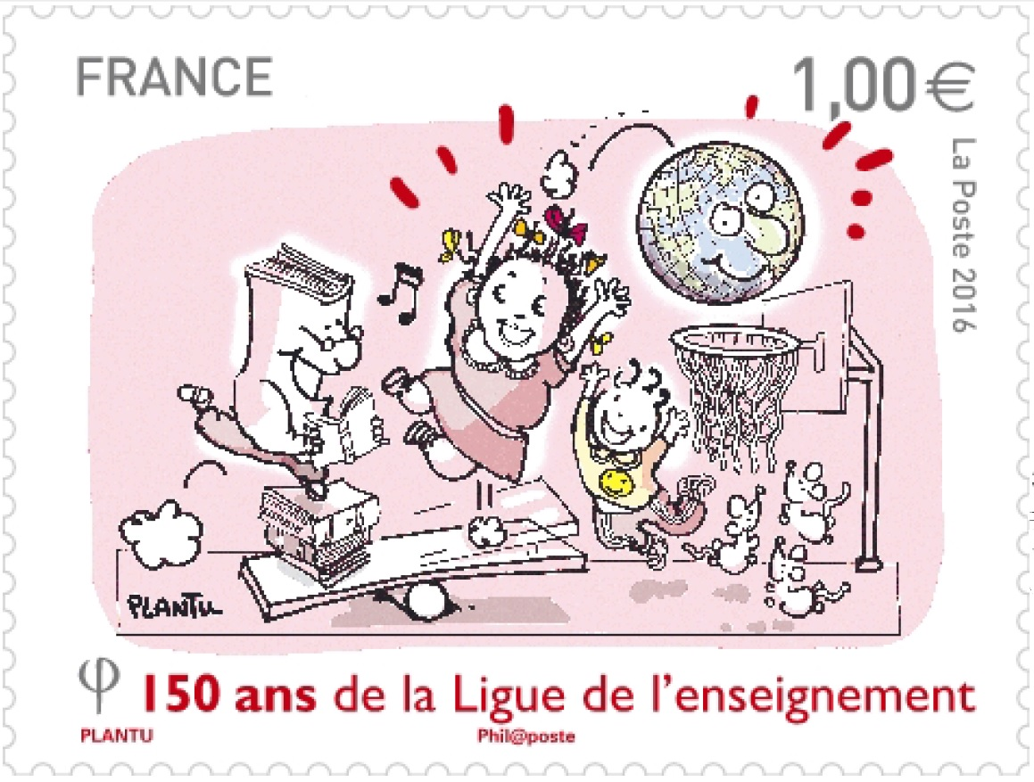 Emission 150 ans de la Ligue de l´Enseignement